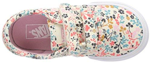 Vans Atwood V - Mocasines para Bebés que ya se tienen de pie Bebé-Niños Multicolor (floral/multi)