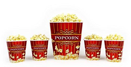 popcorn-bucket-set-1-large-4-small-paramount-plastic-serving-bowl-tubs