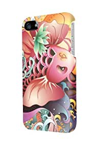 ip50272 pop art cartoon cute Glossy Case Cover For Iphone 5/5S by Maris's Diary