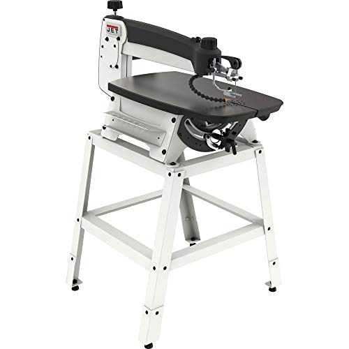 Jet 727200K Scroll Saw With Stand