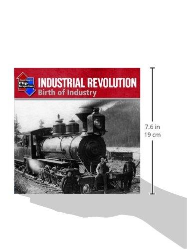 Steck-Vaughn OnRamp Approach Flip Perspectives: Student Edition Grades 6 - 10 Industrial Revolution