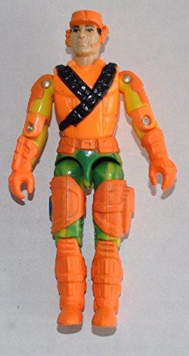 Vintage Clutch (3) - G.I.Joe Hasbro - Action Figure - Doll Toy G I Joe Cobra - Loose Out of Package & Print (OOP)