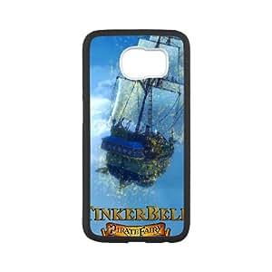 Samsung Galaxy S6 Cell Phone Case White Pirate Fairy2 Tbenl