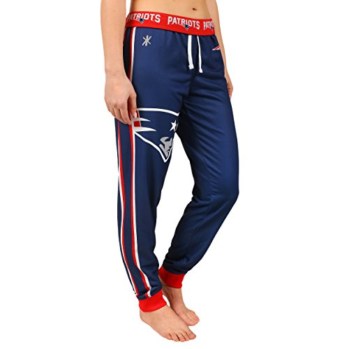 FOCO New England Patriots Polyfleece Jogger Pant - Womens Medium by FOCO