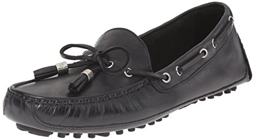cole haan womens black loafer - 7