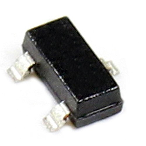 Todiys New 100Pcs for AO3400 A03400A AO3400A A09T 5.7A 30V SOT-23 N-Channel MOSFET SMD Transistor A03400