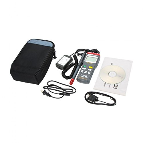 MASTECH MS6503 Digital Thermo-hygrometer Temperature Humidity Meter Tester W/ Timer & RS232 Interface