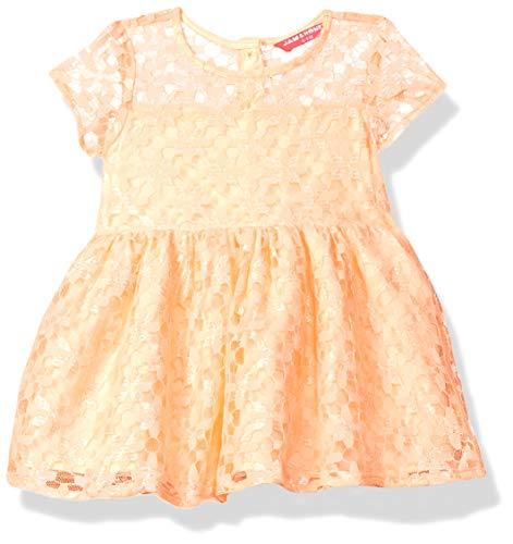 Amazon Brand – Jam & Honey Synthetic Skater Casual Dress