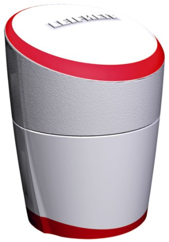 Leifheit Comfortline Gourmet Slicer, White/Red