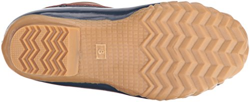 Western up Four eye Up Duck Women Impermeabile Chief Navy Lace xYpnrSFY1