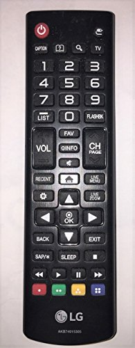 LG AKB74915305 TV Remote Control for 43UH6030 43UH6100 43UH6500 49UH6030 49UH6090 49UH6100 49UH6500 50UH5500 50UH5530 55UH6030 55UH6090 55UH6150 55UH6550 60UH6035 60UH6150 60UH6550 65UH5500 65UH6030 (Lg 49 4k Uhd Smart Tv Reviews)