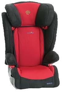 Sunshine Kids Monterey - Silla para coche expandible, color rojo