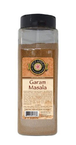 Spice Appeal Garam Masala, 16-Ounce Jars (Pack of 2)