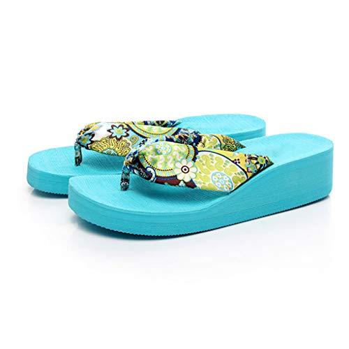 Femme Fashion Flip Flops D' Bleu XfqUtwUd