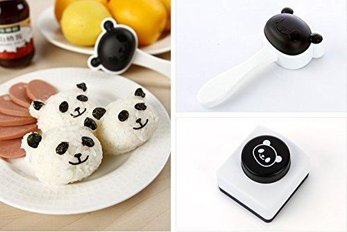 tête de sushi panda