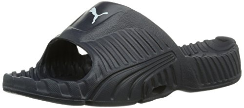 Puma Aqua Cat - Chanclas para hombre New Navy/White 6