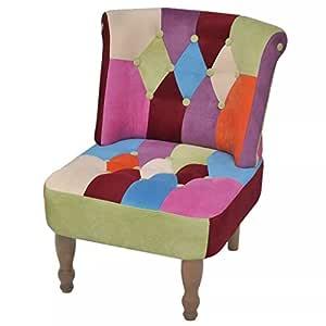 Furnituredeals Sillon con diseno de cubo Sillon de estilo ...