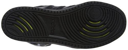 Nero Scarpe Grefiv adidas Uomo CF Hoops 000 Super Cblack Mid da Fitness Cblack xTTHU8qpnW