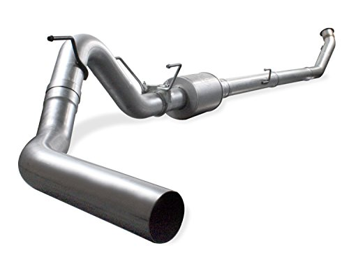 aFe 49-02003 ATLAS Aluminized Steel Turbo-Back Exhaust System for Dodge Diesel Trucks L6-5.9L/6.7L Afe Turbo Back Exhaust System