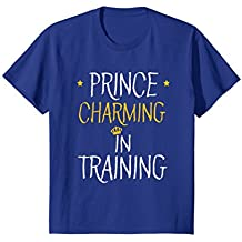 FUNNY PRINCE CHARMING IN TRAINING T-SHIRT Halloween Costume