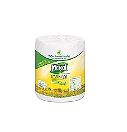 MRC6079 - Marcal Manufacturing, Llc Small Steps 100% Recycled 2-Ply Embossed Toilet Tissue