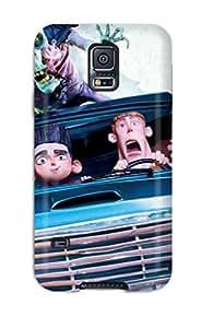 Excellent Design Paranorman Comedy Horror Movie Phone Case For Galaxy S5 Premium Tpu Case