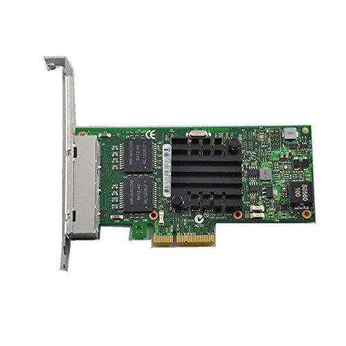 LODFIBER for I350T4V2BLK Ethernet Server Adapter Gigabit Adaptor by Lodfiber