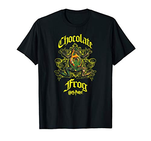 Harry Potter Chocolate Frog T Shirt