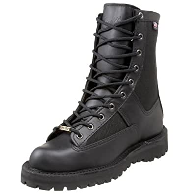"Danner Men's Acadia 8"" Boot,Black,10 D US"