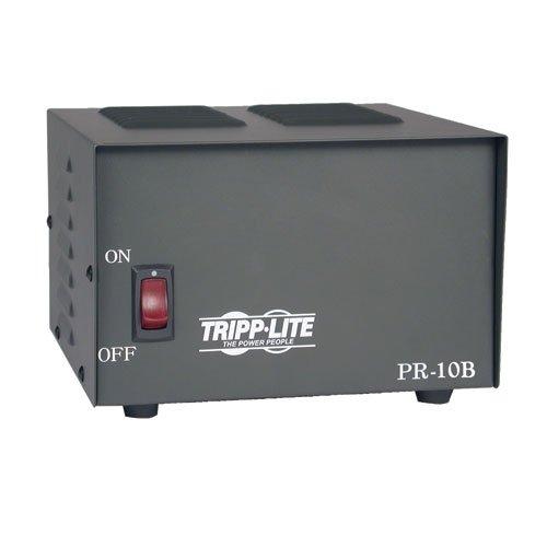 Tripp Lite PR10 DC Power Supply Low Profile 10A 120V AC Input to 13.8V DC Output