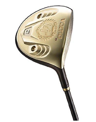 KATANA GOLF(カタナゴルフ) VOLTIO FW フェアウェイウッド オリジナル Tour AD カーボンシャフト R ロフト角:15度 番手:#3