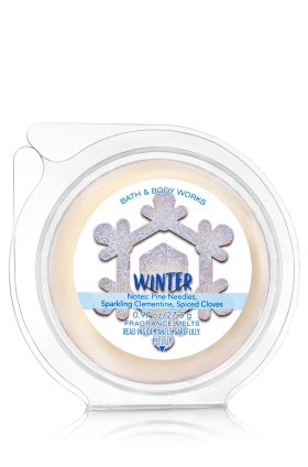Bath & Body Works Wax Home Fragrance Melt Winter (Winter Scents)