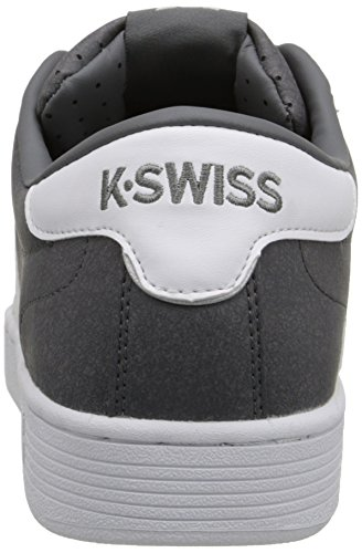 Hoke Charcoal K Men's White Swiss Fashion Sneaker xqw1vRgFT