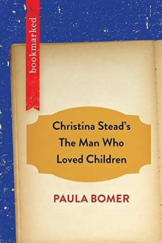 book cover of Christina Stead\'s The Man Who Loved Children