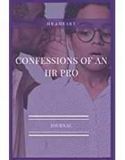 Confessions Of An HR Pro: Self-care Journal