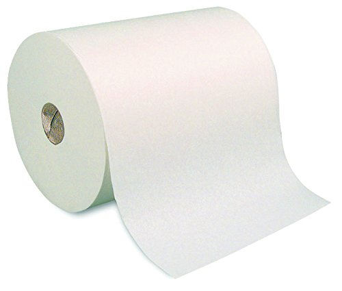 Price comparison product image Brighton Professional Hardwound Paper Towel Rolls,  White,  1-Ply,  6 Rolls / Case