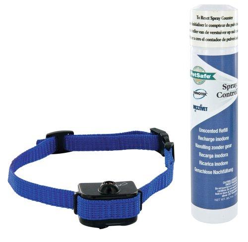 PetSafe Deluxe Antibellhalsband mit Spray für kleine Hunde-Geruchlos