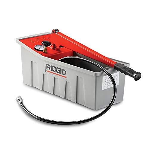 (RIDGID 50557 1450 Pressure Test Pump, Hydraulic Pressure Test Kit)