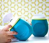 BEABA BabySqueez – Soft Reusable, Portable and