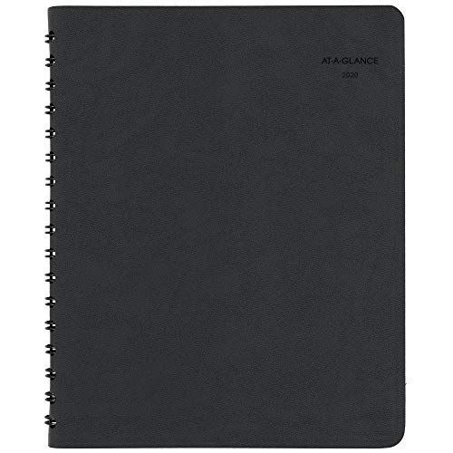 - AT-A-GLANCE 2020 Weekly Planner/Appointment Book, 8