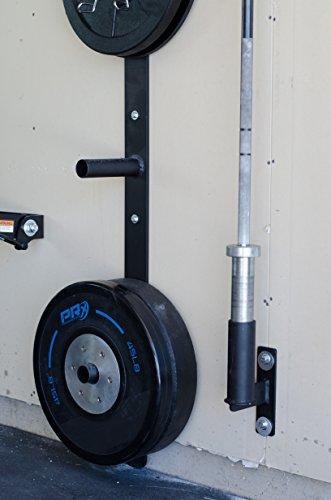 Prx Profile Weight Plate Storage 3 Peg Or 4 Peg Wall