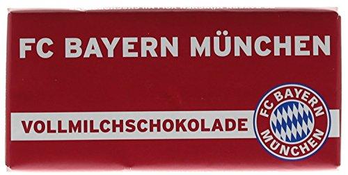 Bayern München - Vollmilchschokolade - 100g