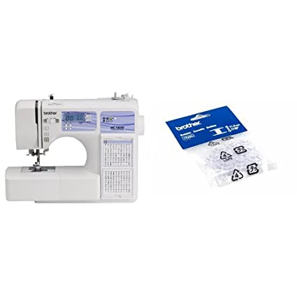 Amazon Brother HC40 Computerized Sewing And Quilting Machine Unique Brother Hc1850 Sewing And Quilting And Embroidery Machine