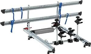 Unitec 75318 Dachlift Evolution - Portabicicletas para techo (2 bicicletas)