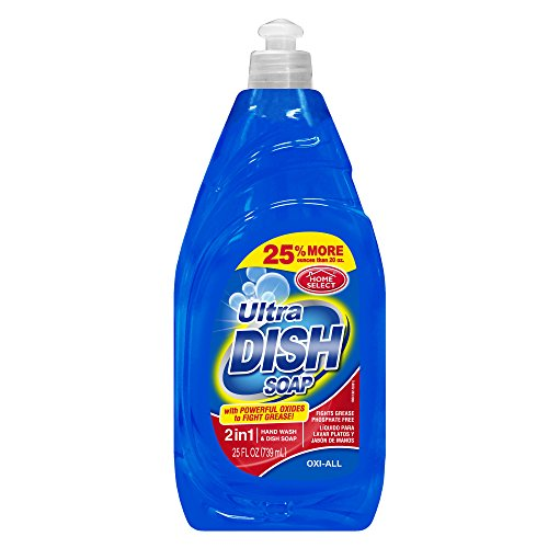 Home Select Dishwashing Liquid