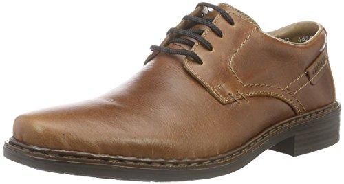Rieker 14114, Zapatos de Cordones Derby para Hombre Marrón (marron/mogano / 25)