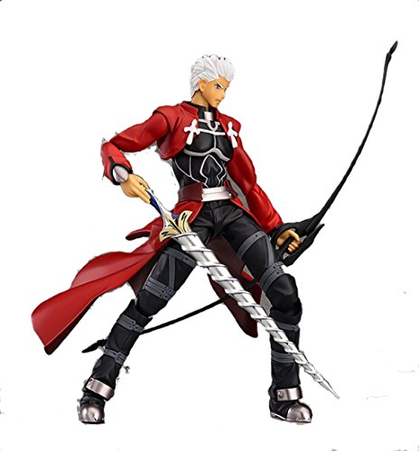 Fate stay night Archer Emiya Shirou PVC Action Figure Collection Model