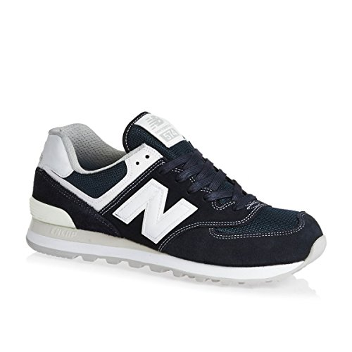 New Balance NBML574MON Sneaker, Uomo Outerspace-white (Ml574see)