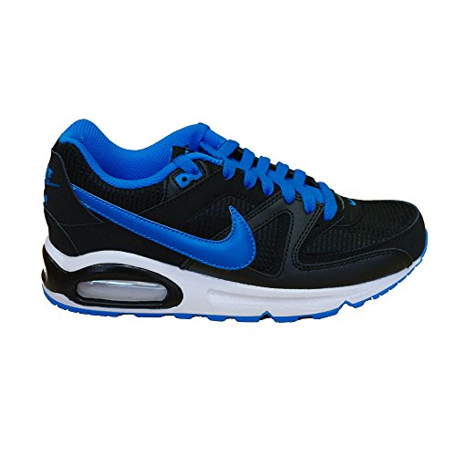 Nike gs 705391 Air Command Blue Sportive 001 white Black photo 705391 Da Max Scarpe Fb Tennis IIarq
