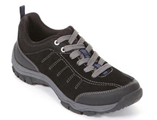 Croft & Barrow Womens Sienna Sport Shoes, Black, Size 6